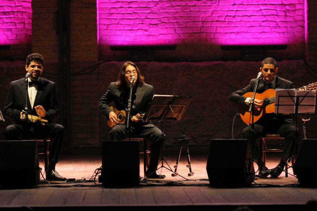 Trio de Couro e Cordas - Teatro Municipal de Niterói - Homenagem a Haroldo Barbosa