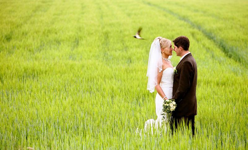 Beispiel: Intime Momente für Ihr Hochzeitsalbum, Foto: raman weddings.