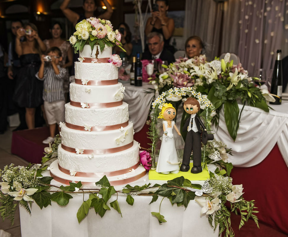 Tu tarta especial de boda