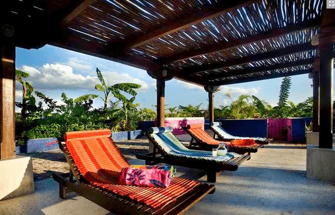 Hacienda Dzibikak en Yucatán