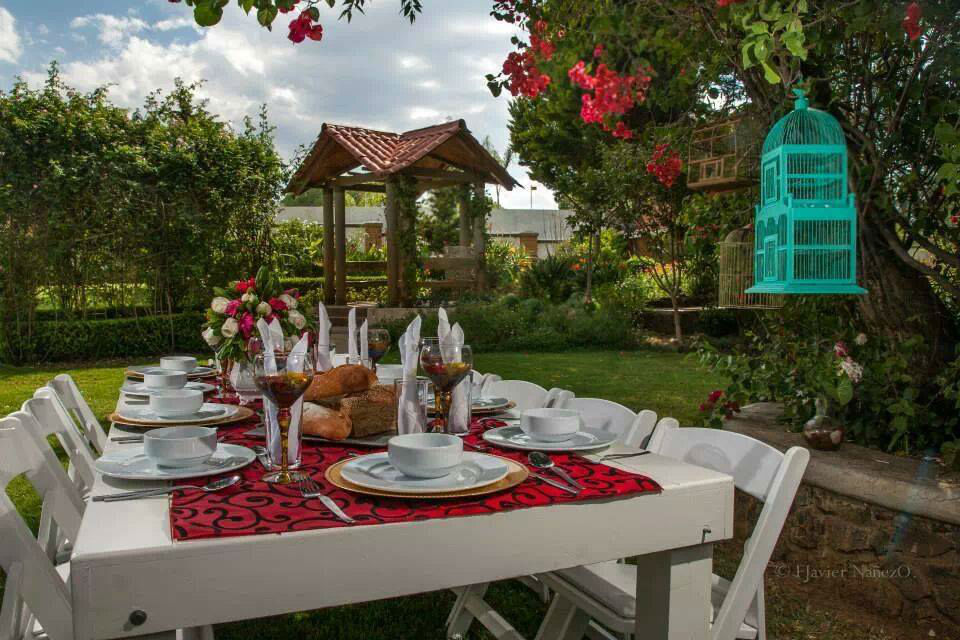 Jardín Los Olivos
