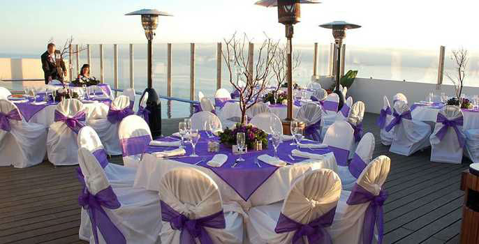 Rosarito Beach Hotel en Baja California
