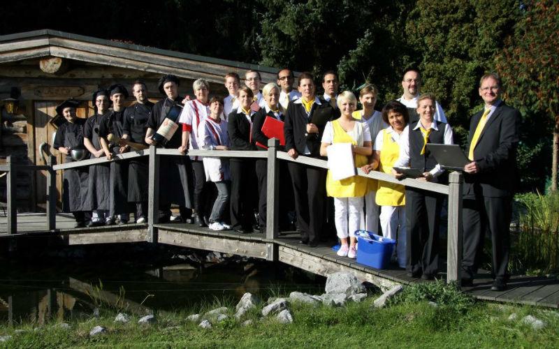 Beispiel: Team, Foto: Hotel Loemühle.