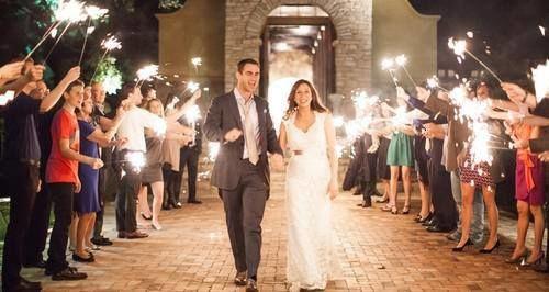 Sparkles para casamentos