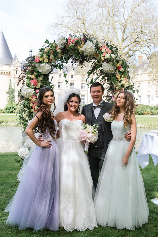 Events Wedding in France