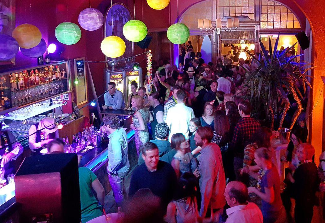DJ Silvester-Party, Hotel Schatzalp, Davos