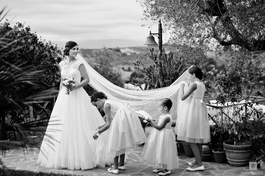 Свадьба в Абруццо