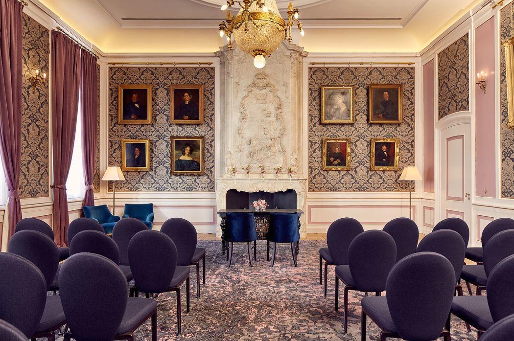 Pulitzer Amsterdam Saxenburg Room