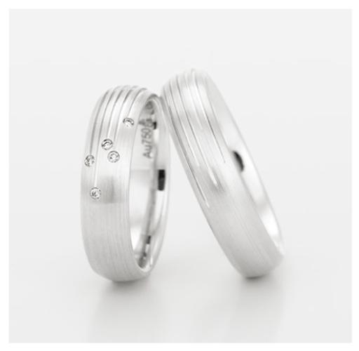 Beispiel: Die Ringe für Ihren großen Tag, Foto: Ellen Zoller.