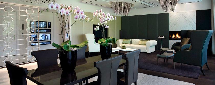 Beispiel: Masina Suite, Foto: The Dolder Grand.