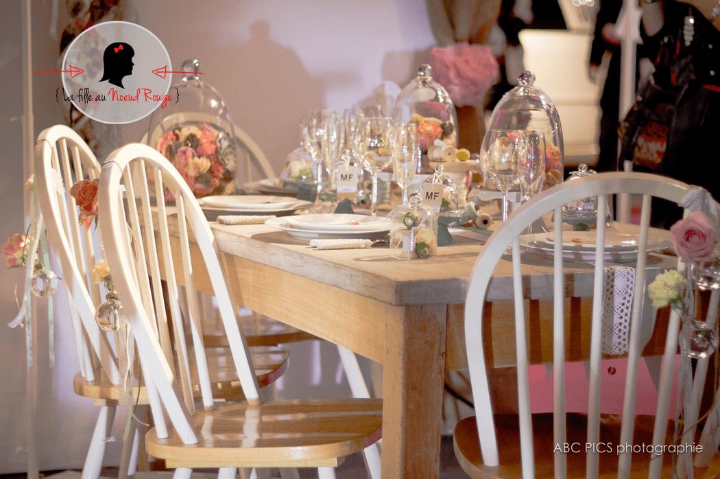 Faire-part et papeterie décorative mariage couture, rétro et coloré
