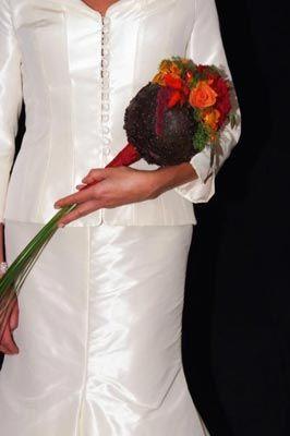 Beispiel: Brautstrauß und mehr, Foto: a.p.a.r.t.