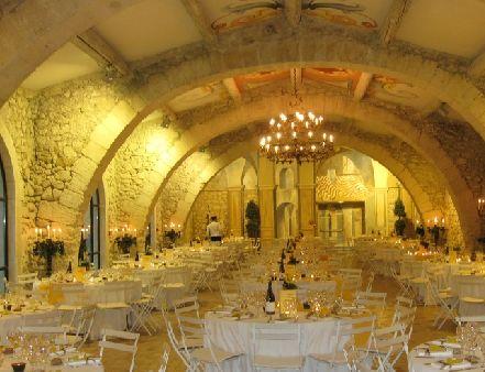 Salle Royale de 340 M2