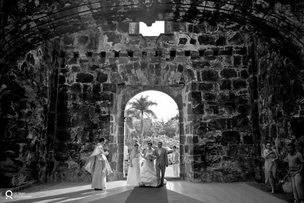 Iglesia la Marinera San Blas