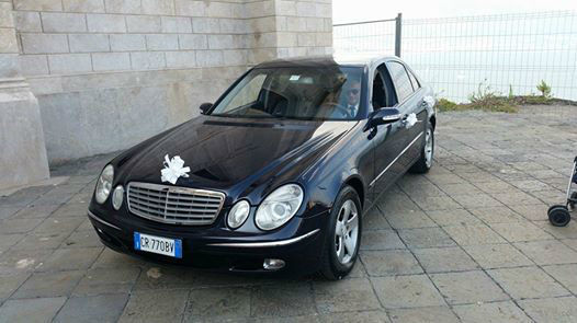 Mercedes E berlina