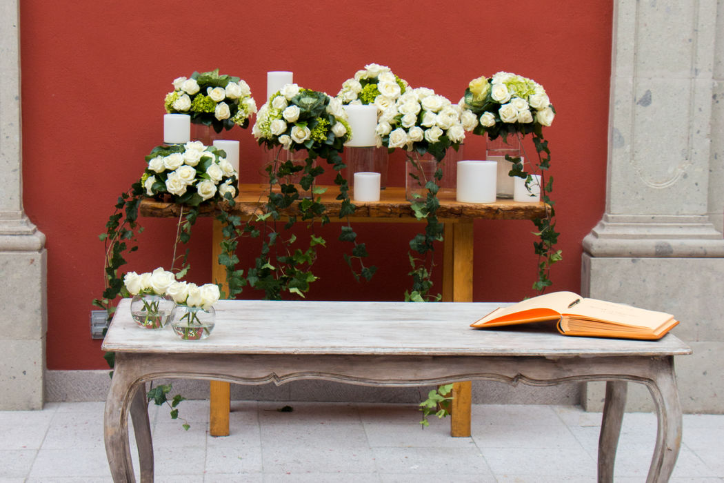 Decoración de Boda Civil