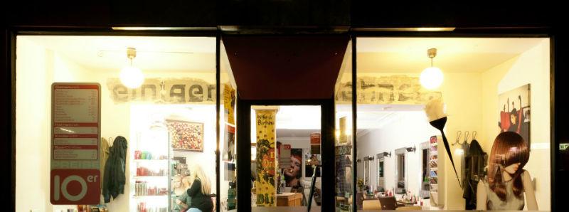 Eingangsbereich Foto: 10er Friseur