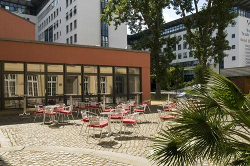 Beispiel: Terrasse, Foto: Orphée Event.