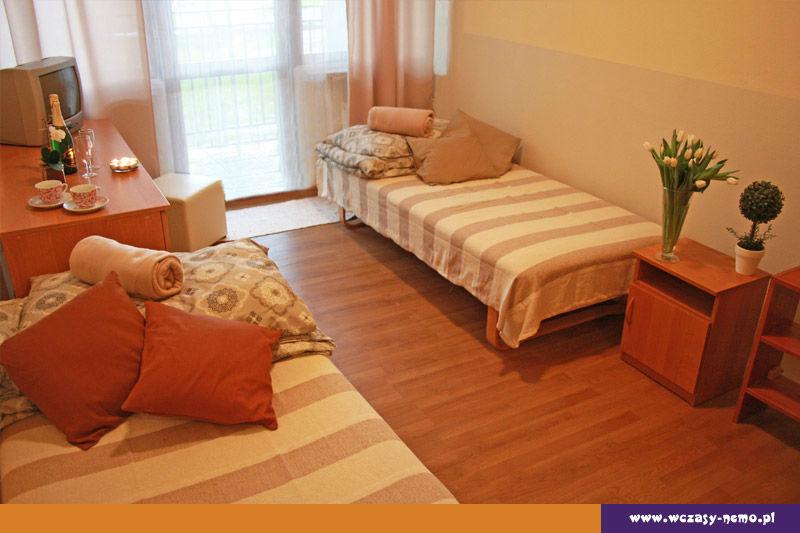 Przytulne pokoje