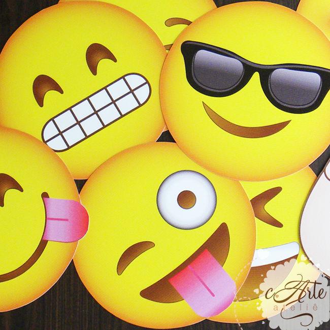 Placas Emojis