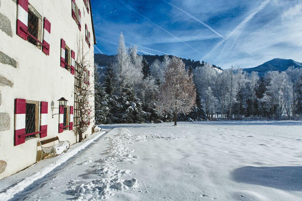 Winterzauber auf Schloss Prielau