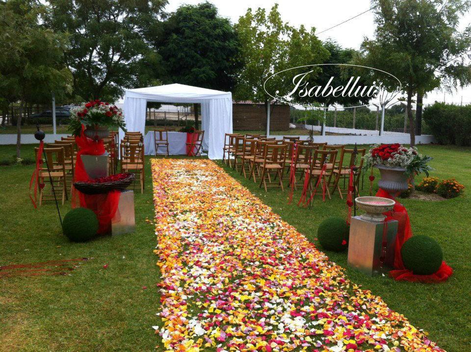 Decorações para a sua Cerimonia