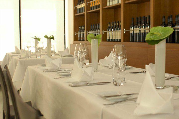 Beispiel: Restaurant Duke, Foto: Ellington Hotel.