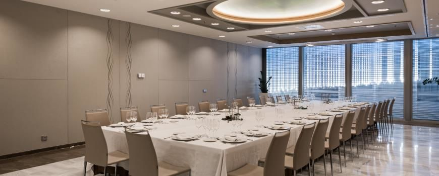 Hotel NH Collection Madrid Eurobuilding