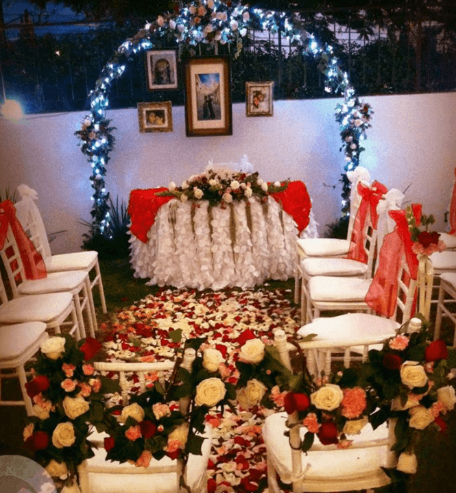 Decoramos a tu estilo ese día tan especial. *Decoración de Boda Civil *