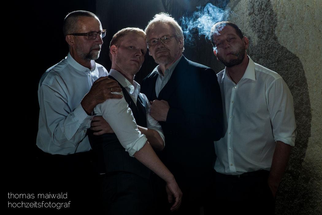 Kreative Porträts-Foto: thomas maiwald hochzeitsfotograf