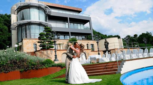 Hochzeit in der Villa Via Lapis, Foto: Villa Via Lapis
