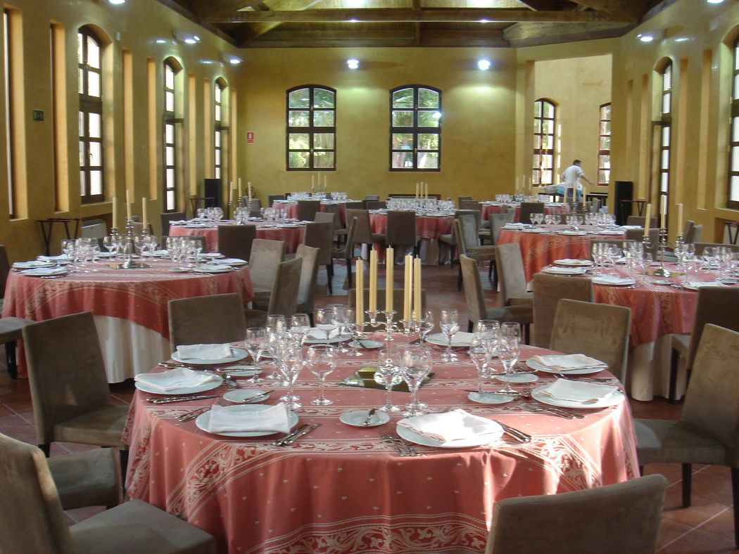 Salón cubierto Recreo de las Cadenas