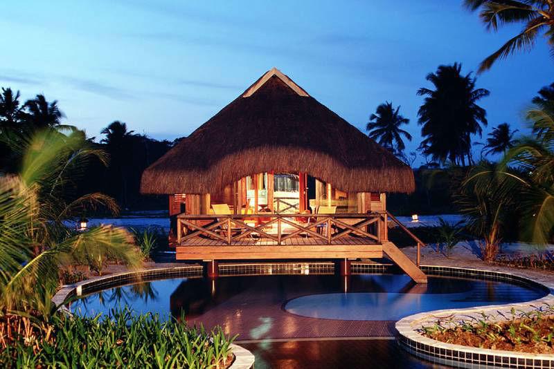 Beispiel: Nannai Resort, Foto: gateway-brazil.