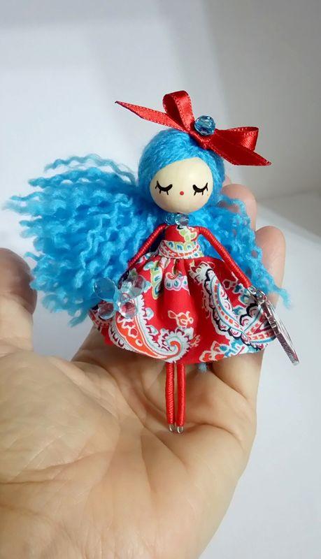 Broche de muñeca