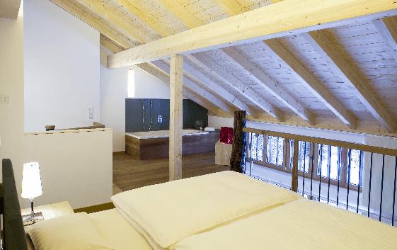 Beispiel: Suite, Foto: Hirzinger.