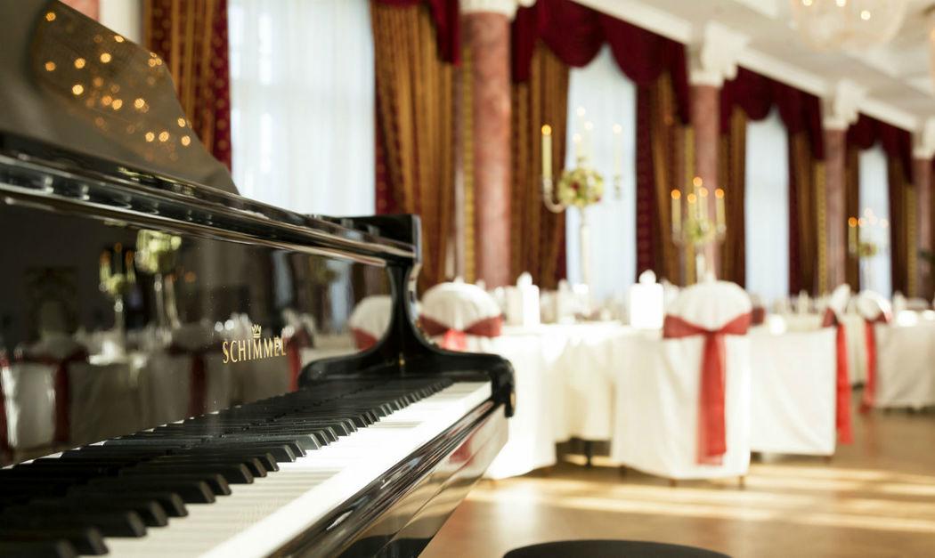 Beispiel: Ihre Hochzeitslocation, Foto: Althoff Grandhotel Schloss Bensberg.