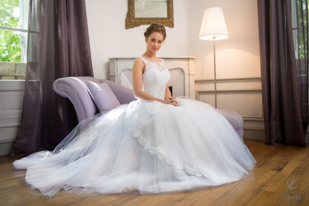 LOVE - collection Un jour, une mariée - Les Mariées de Provence