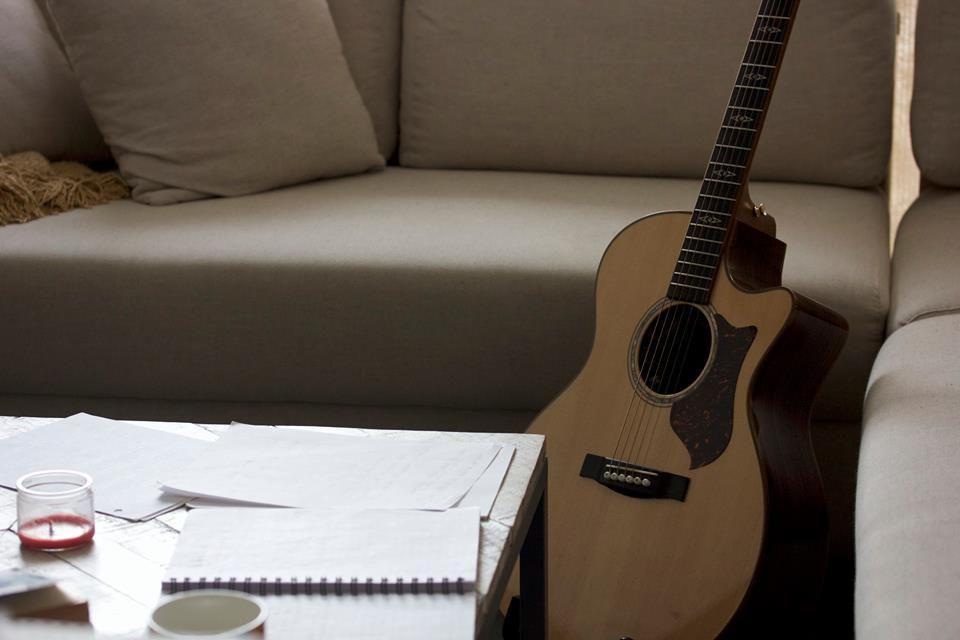 Componiendo de su historia.... Su canción.