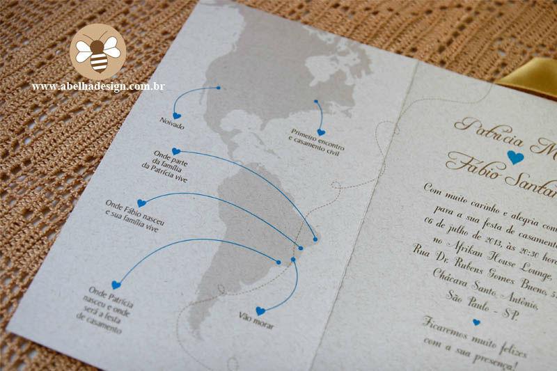 Coleção Viagem  - Modelo Carteira