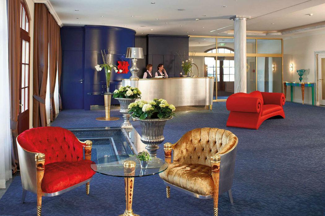 Beispiel: Lobby, Foto: Bülow Palais.