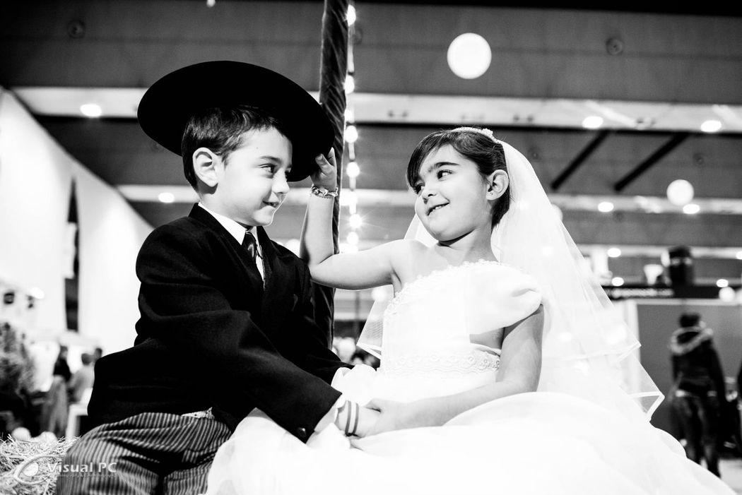 desfile vigo novias  presntacion coleccion 2014  los novios de futuro