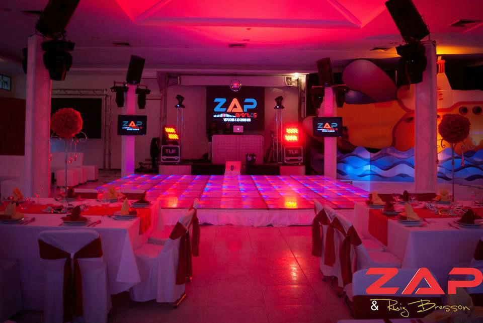 Zap Eventos en Guadalajara.
