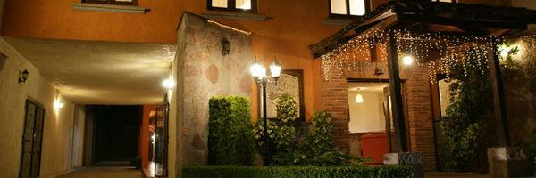 Hacienda Casagrande en Puebla