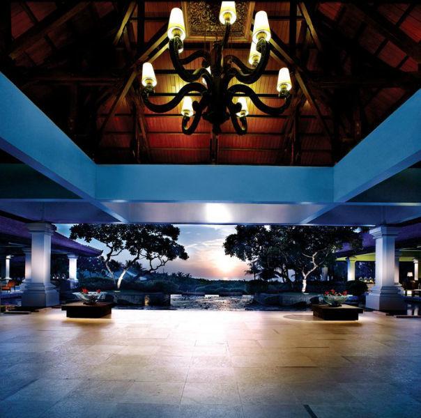 Beispiel: Grand Hyatt Bali, Foto: Hyatt Hotels.