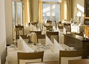 Beispiel: Restaurant, Foto: Burg Staufeneck.