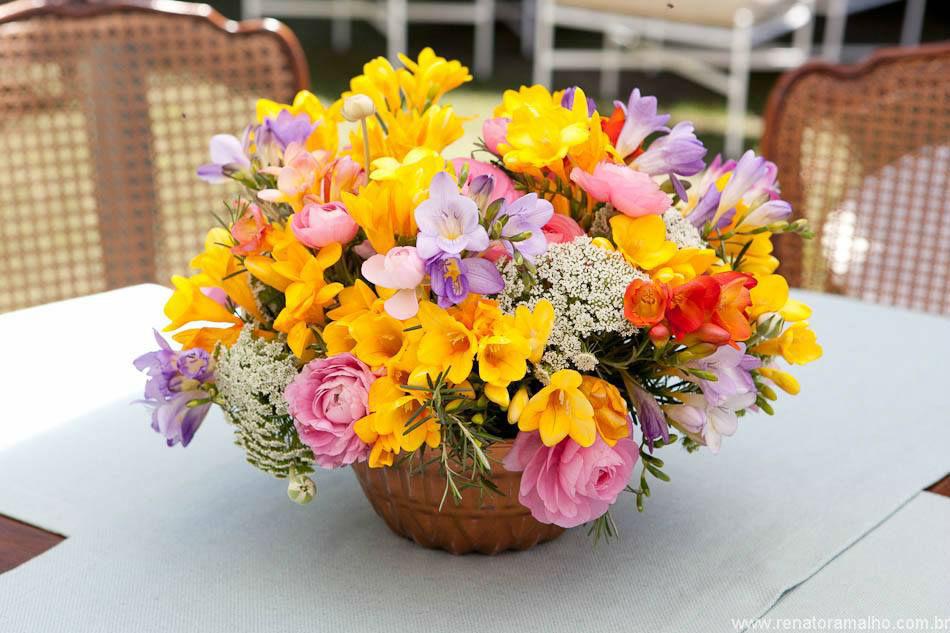 Bem Florido Aniversário em residência.  Foto: Renato Ramalho