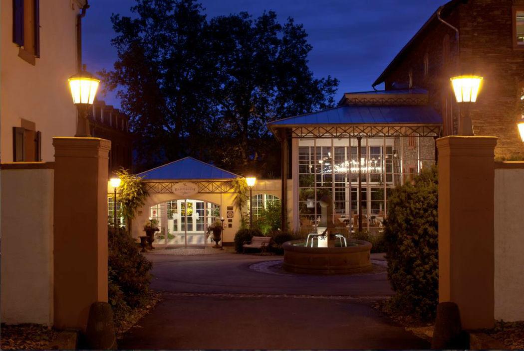 Beispiel: Gelände, Foto: Weinromantikhotel Richtershof.