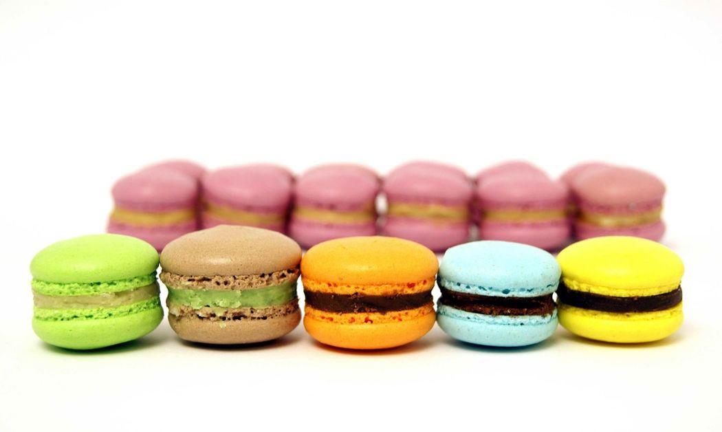 Macarons -Chez Bonbon Chocolate Gourmet