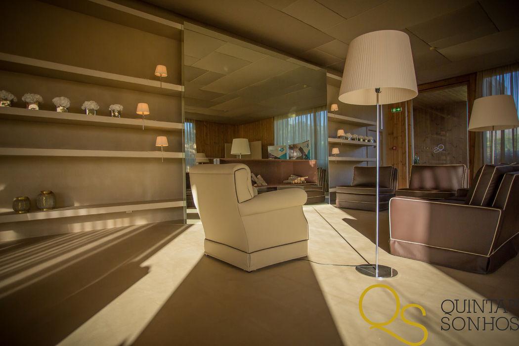 Foyer da Sala Sonhos