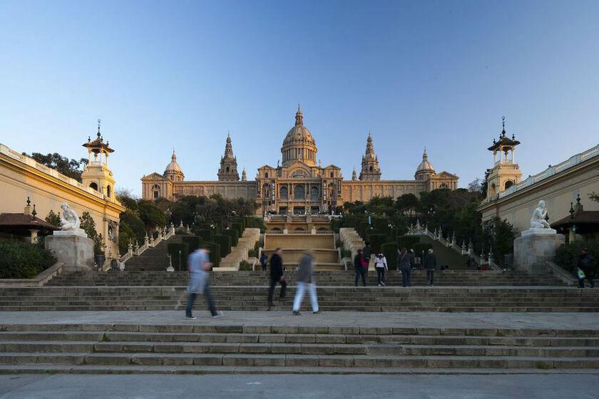 Museo Nacional de Arte de Cataluña.